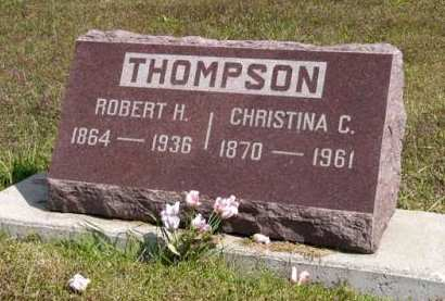THOMPSON, ROBERT H. - Adair County, Iowa | ROBERT H. THOMPSON