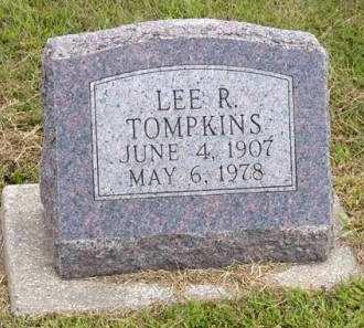 TOMPKINS, LEE R. - Adair County, Iowa | LEE R. TOMPKINS