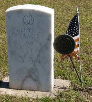 TRACY, BERYL L. - Adair County, Iowa   BERYL L. TRACY