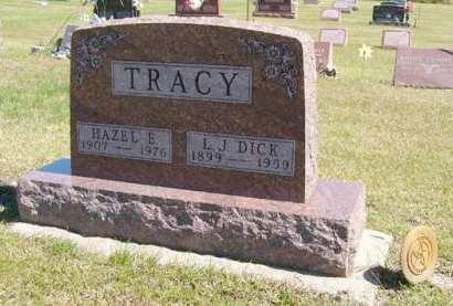 TRACY, HAZEL E. - Adair County, Iowa | HAZEL E. TRACY