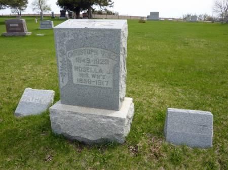 VOLZ, CHRISTOPH - Adair County, Iowa | CHRISTOPH VOLZ