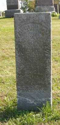 VORHEIS, BERTHA C. - Adair County, Iowa   BERTHA C. VORHEIS