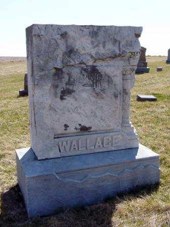 WALLACE, FRANK D. - Adair County, Iowa   FRANK D. WALLACE