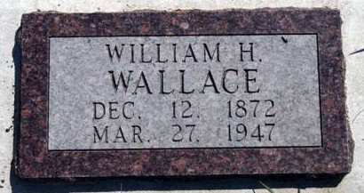 WALLACE, WILLIAM H. - Adair County, Iowa | WILLIAM H. WALLACE