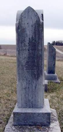 WHARTON, JULIA ANN - Adair County, Iowa | JULIA ANN WHARTON