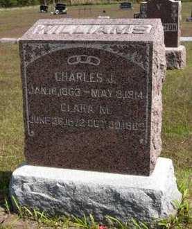 WILLIAMS, CLARA M. - Adair County, Iowa | CLARA M. WILLIAMS