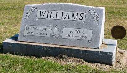 WILLIAMS, ELTO K. - Adair County, Iowa | ELTO K. WILLIAMS