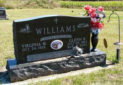 WILLIAMS, GLENN H. - Adair County, Iowa | GLENN H. WILLIAMS