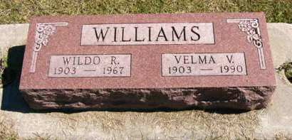 WILLIAMS, VELMA V. - Adair County, Iowa | VELMA V. WILLIAMS