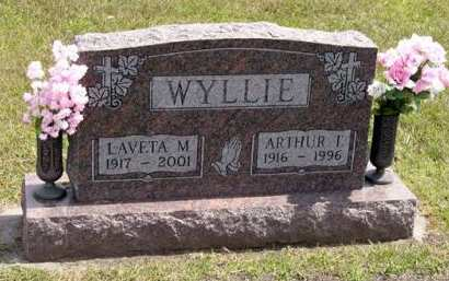 WYLLIE, ARTHUR T. - Adair County, Iowa | ARTHUR T. WYLLIE