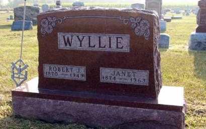 WYLLIE, JANET - Adair County, Iowa | JANET WYLLIE