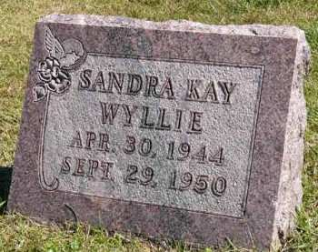 WYLLIE, SANDRA KAY - Adair County, Iowa | SANDRA KAY WYLLIE