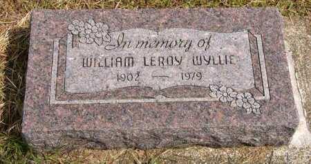 WYLLIE, WILLIAM LEROY - Adair County, Iowa | WILLIAM LEROY WYLLIE