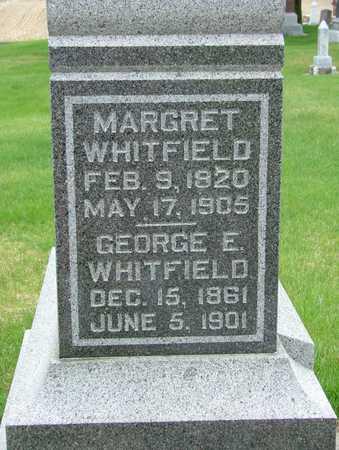 MCCANN WHITFIELD, MARGARET - Adair County, Iowa | MARGARET MCCANN WHITFIELD