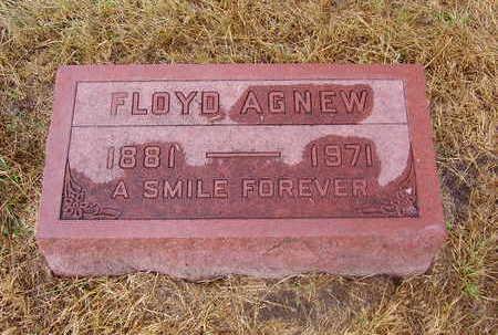 AGNEW, FLOYD - Adams County, Iowa | FLOYD AGNEW