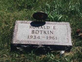 BOTKIN, RONALD - Adams County, Iowa | RONALD BOTKIN