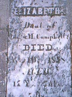 CAMPBELL, ELIZABETH - Adams County, Iowa | ELIZABETH CAMPBELL
