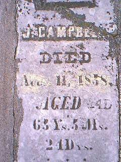 CAMPBELL, J. - Adams County, Iowa | J. CAMPBELL