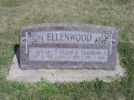 ELLENWOOD, VERNIE B. - Adams County, Iowa | VERNIE B. ELLENWOOD