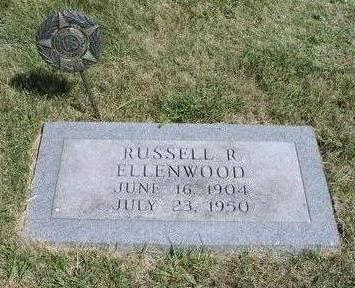 ELLENWOOD, RUSSELL R. - Adams County, Iowa | RUSSELL R. ELLENWOOD