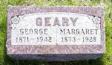 GEARY, GEORGE - Adams County, Iowa | GEORGE GEARY