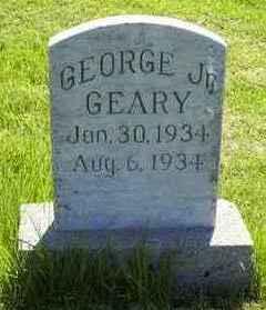 GEARY, GEORGE JR. - Adams County, Iowa | GEORGE JR. GEARY