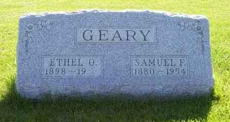 GEARY, SAMUEL - Adams County, Iowa | SAMUEL GEARY