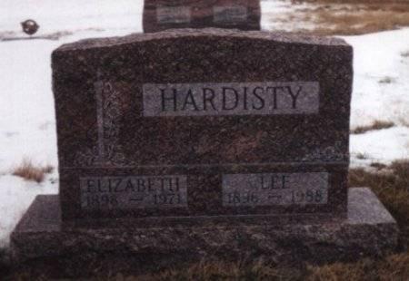 HARDISTY, SOLOMON LEE - Adams County, Iowa | SOLOMON LEE HARDISTY