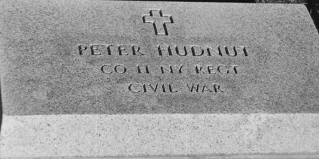 HUDNUT, PETER THOMAS - Adams County, Iowa | PETER THOMAS HUDNUT