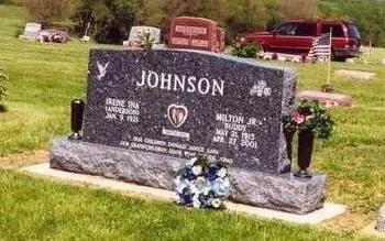 JOHNSON, MILTON, JR. - Adams County, Iowa | MILTON, JR. JOHNSON