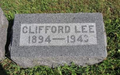 LEE, CLIFFORD DEVOSS - Adams County, Iowa | CLIFFORD DEVOSS LEE