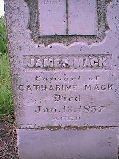 MACK, JAMES - Adams County, Iowa | JAMES MACK