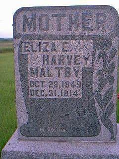 MALTBY, ELIZA E. - Adams County, Iowa | ELIZA E. MALTBY