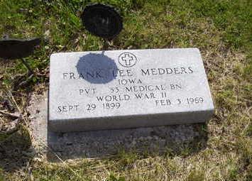 MEDDERS, FRANK - Adams County, Iowa | FRANK MEDDERS