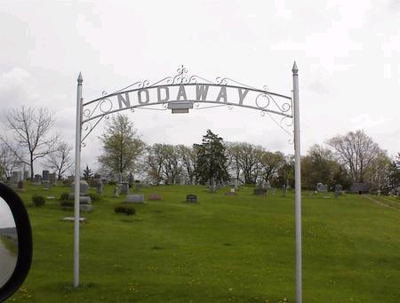 NODAWAY, CEMETERY - Adams County, Iowa   CEMETERY NODAWAY