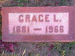 ODELL, GRACE L. - Adams County, Iowa | GRACE L. ODELL