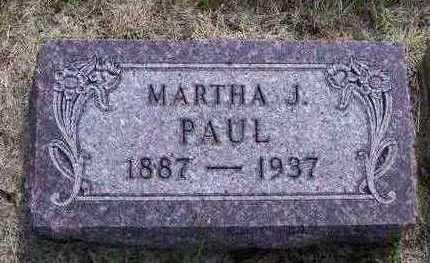 PAUL, MARTHA - Adams County, Iowa | MARTHA PAUL