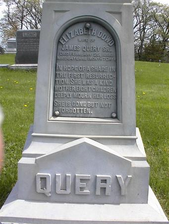 DOWD QUERY, ELIZABETH H. - Adams County, Iowa | ELIZABETH H. DOWD QUERY