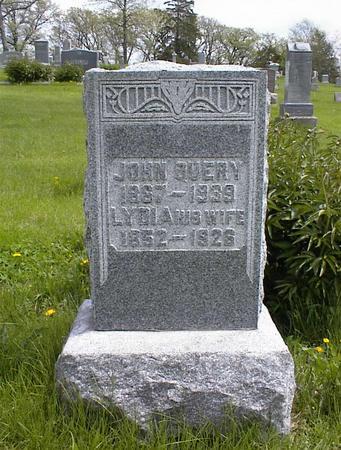 QUERY, JOHN - Adams County, Iowa | JOHN QUERY