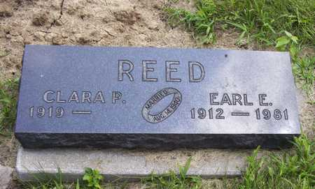 REED, EARL E. - Adams County, Iowa | EARL E. REED
