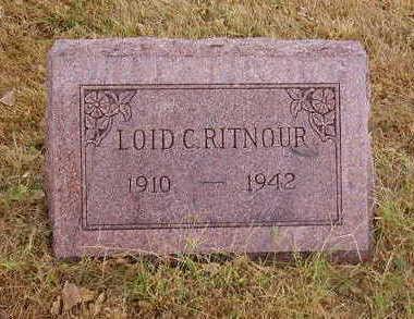 RITNOUR, LOID C. - Adams County, Iowa | LOID C. RITNOUR