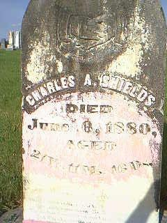 SHIELDS, CHARLES A. - Adams County, Iowa | CHARLES A. SHIELDS