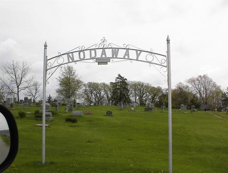 SIGN, NODAWAY - Adams County, Iowa | NODAWAY SIGN