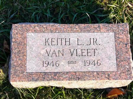 VAN VLEET, KEITH L. JR. - Adams County, Iowa | KEITH L. JR. VAN VLEET