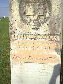 WIDENER, BENJAMIN - Adams County, Iowa | BENJAMIN WIDENER