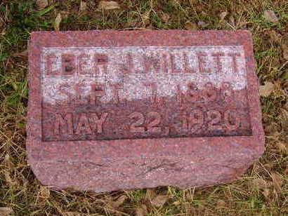 WILLETT, EBER J. - Adams County, Iowa | EBER J. WILLETT