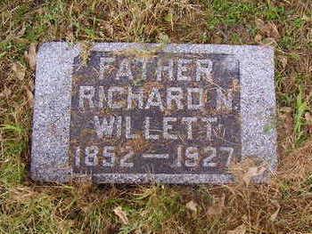 WILLETT, RICHARD N. - Adams County, Iowa   RICHARD N. WILLETT