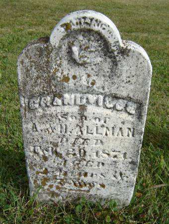 ALLMAN, GRANDVILLE - Allamakee County, Iowa | GRANDVILLE ALLMAN