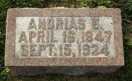 BAKKOM, ANDRIAS E. - Allamakee County, Iowa | ANDRIAS E. BAKKOM