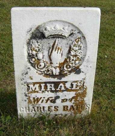 BATES, MIRA L. - Allamakee County, Iowa | MIRA L. BATES